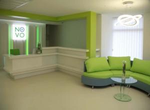 Медичний центр ново Укрдизайнгруп udg