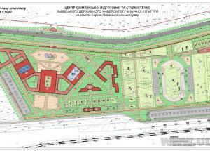 Укрдизайнгруп udg архітектурне проектування  Містобудівна концепція «ІНФІЗ»