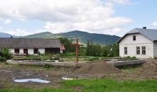 Церква в с.Корчин Укрдизайнгруп udg архітектурне проектування