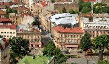 Укрдизайнгруп udg ukrdesigngroup архітектурне проектування львів удг трц тц Торгово-офісний цент