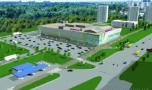 Укрдизайнгруп udg архітектурне проектування львів трц тц Торгово-розважалнийй центр лавина суми
