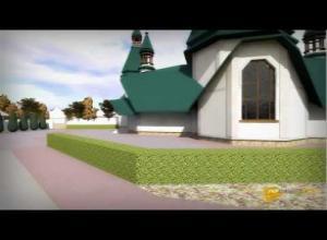 Церква в с.Корчин
