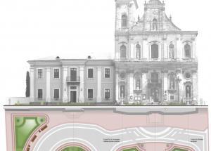 Укрдизайнгруп udg архітектурне проектування Реновація середмістя Золочева