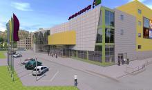 Укрдизайнгруп udg архітектурне проектування  ТРК Лавина Хмельницький